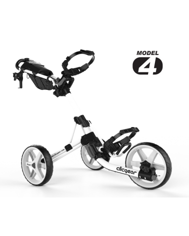 Clicgear 4.0 Trolley White